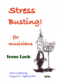 Stress Busting for Musicians published by Queens Temple