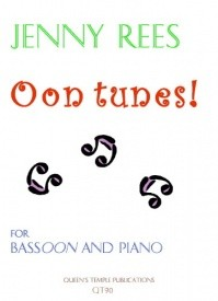 Oon Tunes! for Bassoon by Rees published by Queen's Temple