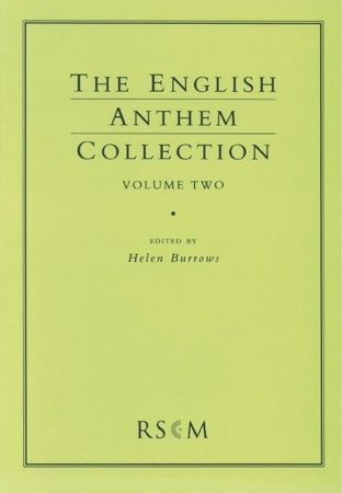English Anthem Collection 2 Upper Voices published by RSCM