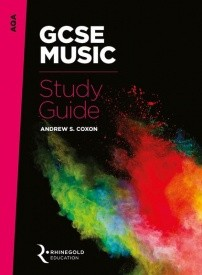 AQA GCSE Music Study Guide published by Rhinegold