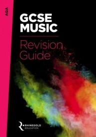 AQA GCSE Music Revision Guide published by Rhinegold