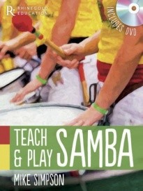 Teach And Play Samba published by Rhinegold