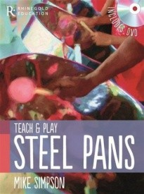 Teach And Play Steel Pans published by Rhinegold