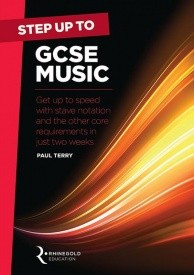 Step Up To GCSE Music published by Rhinegold