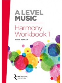 A Level Music Harmony Workbook 1 published by Rhinegold