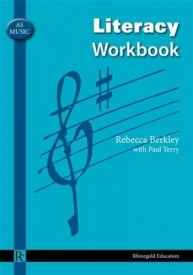 AS Music Literacy Workbook published by Rhinegold