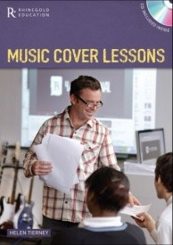 Music Cover Lessons published by Rhinegold