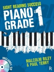 Sight Reading Success - Piano Grade 1 Book & CD published by Rhinegold