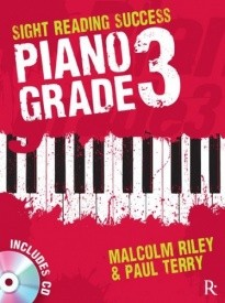 Sight Reading Success - Piano Grade 3 Book & CD published by Rhinegold