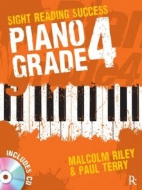 Sight Reading Success - Piano Grade 4 Book & CD published by Rhinegold