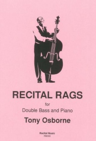 Osborne: Recital Rags for Double Bass published by Recital Music