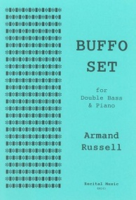 Russell: Buffo Set for Double Bass published by Recital