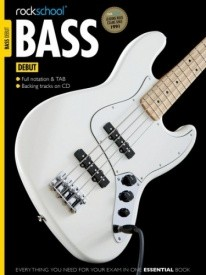 Rockschool Bass Guitar Debut 2012-2018