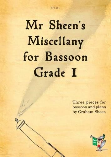 Mr Sheen's Miscellany for Bassoon Grade 1 published by Spartan