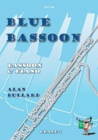 Bullard: Blue Bassoon published by Spartan Press