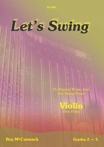McCormack: Let's Swing for Violin published by Spartan