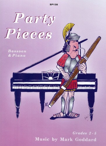 Goddard: Party Pieces for Bassoon published by Spartan