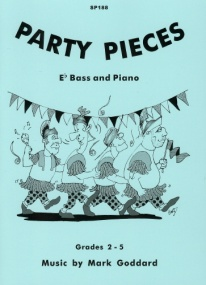 Goddard: Party Pieces for Eb Bass published by Spartan