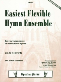 Easiest Flexible Hymn Ensemble for Flexible Wind Ensemble published by Spartan