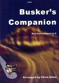 Busker's Companion for Any Instrument in C published by Spartan