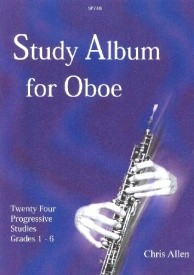 Allen: Study Album for Oboe published by Spartan