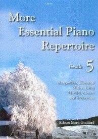 More Essential Piano Repertoire Grade 5 published by Spartan