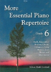 More Essential Piano Repertoire Grade 6 published by Spartan