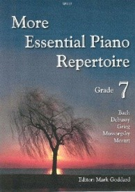 More Essential Piano Repertoire Grade 7 published by Spartan