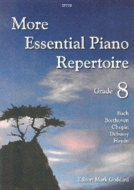 More Essential Piano Repertoire Grade 8 published by Spartan