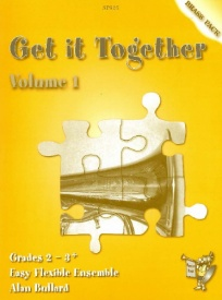 Get It Together: Brass Pack Volume 1 published by Spartan