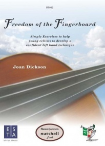 Dickson: Freedom of the Fingerboard for Cello published by Spartan