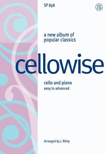 Cellowise Book & CD published by Spartan