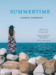 Summertime by Gershwin for Bassoon published by Spartan