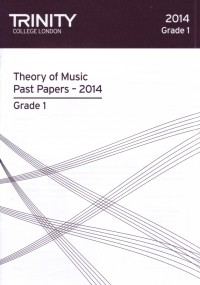 Trinity College Theory Past Papers 2014 Grade 1