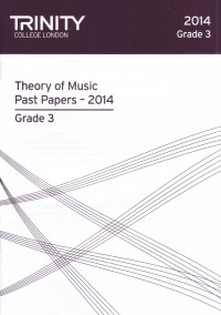 Trinity College Theory Past Papers 2014 Grade 3