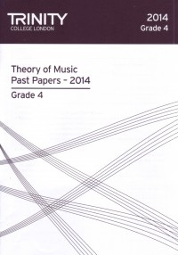 Trinity College Theory Past Papers 2014 Grade 4