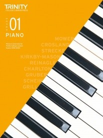 Trinity College London: Piano Exam Pieces & Exercises 2018-2020 - Grade 1 (Book Only)