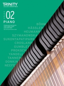 Trinity College London: Piano Exam Pieces & Exercises 2021-2023 - Grade 2 (Book Only)