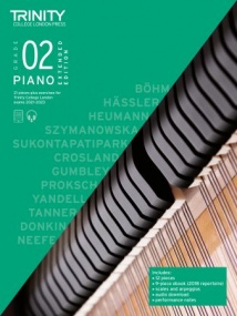 Trinity College London: Piano Exam Pieces & Exercises 2021-2023 - Grade 2 (Extended Edition)
