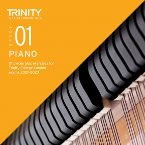 Trinity College London: Piano Exam Pieces & Exercises 2021-2023 - Grade 1 (CD Only)