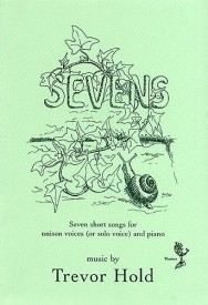 Sevens for Unison Voices by Hold published by Thames