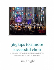 365 tips to a more successful choir by Knight published by Knight