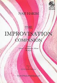 Hakim: The Improvisation Companion Book & CD published by UMP