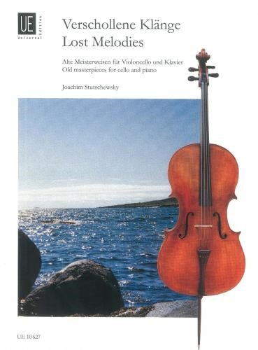Lost Melodies (Old Masterpieces) for Cello published by Universal Edition