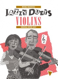 Radanovics: Jazzy Duets for Violin published by Universal