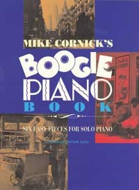 Cornick: Boogie Piano Book published by Universal