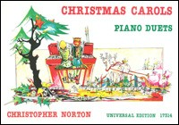 Christmas Carols for Piano Duet published by Universal Edition