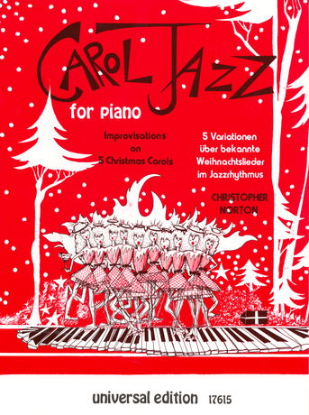 Norton: Carol Jazz for Piano published by Universal Edition