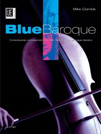 Blue Baroque Cello published by Universal