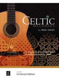 Coles: Celtic Melodies for Guitar published by Universal